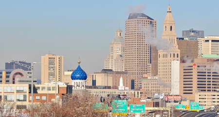 Hartford's Skyline